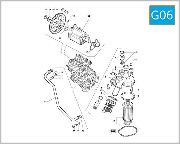 G06 - Lubrication System