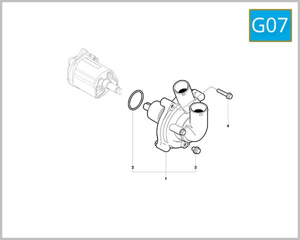 G07 - Water Pump