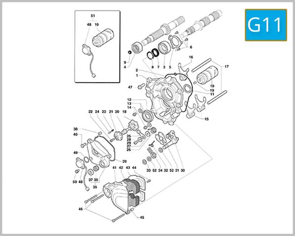G11 - Gear Selector