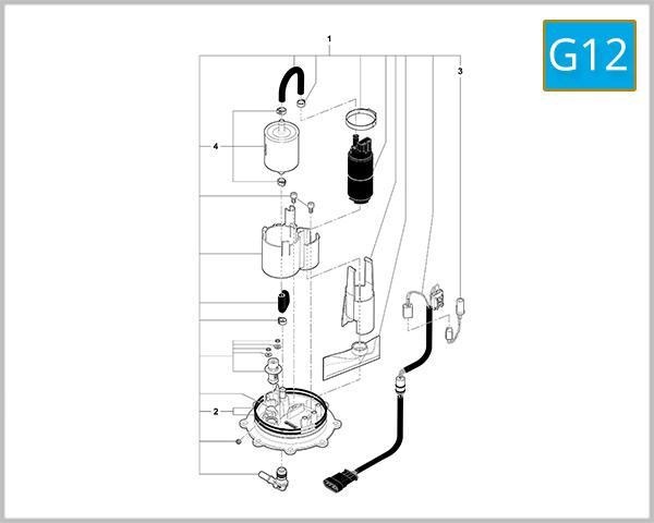 G12 - Fuel Pump Assembly