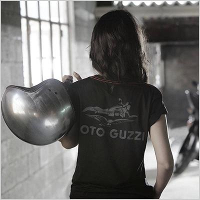 Moto Guzzi Lifestyle
