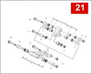 021 - REAR SUSPENSION LINKAGE