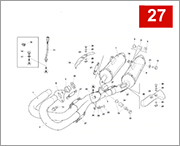 027 - EXHAUST SYSTEM