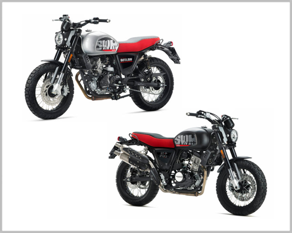 ACE OF SPADES AND OUTLAW 125 MY20