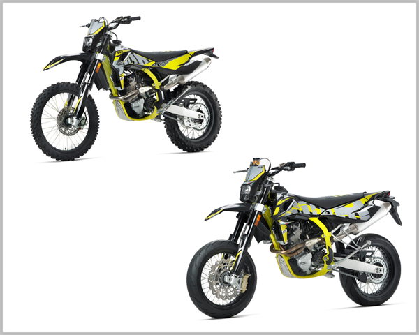 RS 300R - RS 500R - SM 500R E4 MY20