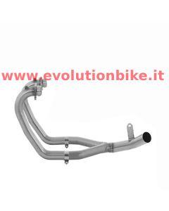 Arrow V85 TT Racing Manifolds