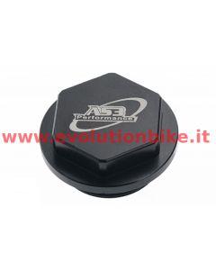 AS3 Performance Aluminium Rear Brake Reservoir Cover