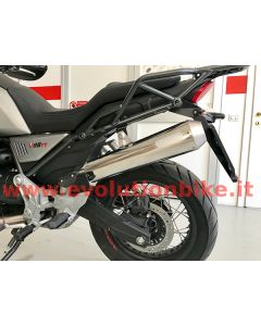 Mistral Conical Exhaust V85 TT Euro 5