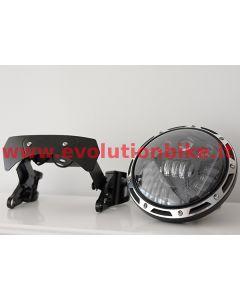 EvolutionBike CNC Led Headlight