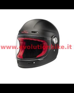 Moto Guzzi MRV Full Face Black Helmet