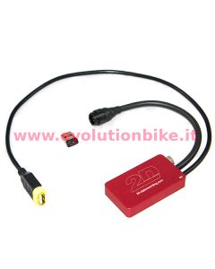 2D Data Logger 2 CAN