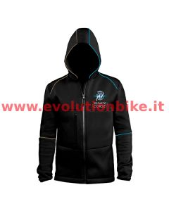 MV Agusta Reparto Corse Black Zip-Up Hoodie