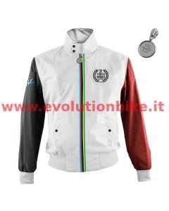 MV Agusta Reparto Corse Vintage White Jacket