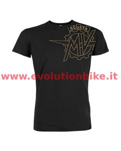 MV Agusta Reparto Corse Vintage Black T-Shirt