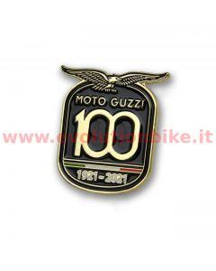 """Moto Guzzi """"100"""" Pin"""