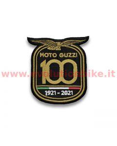 "Moto Guzzi ""100th"" Patch Vintage"