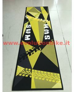 SWM Yellow Bike Carpet