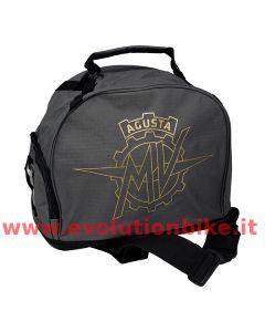 MV Agusta Grey Helmet Bag