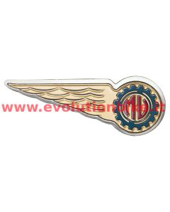 """MV Agusta Magnet with """"Wing"""" Vintage Logo"""