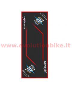 "MV Agusta ""Motorcycle Art"" Bike Carpet"