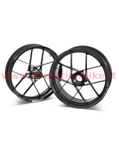 Rotobox Bullet 3 Cyl. Carbon Wheels
