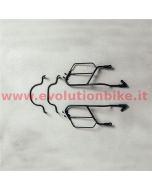 Moto Guzzi V9 Side Bags Support