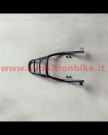Moto Guzzi V9 Black Rear Rack Bobber